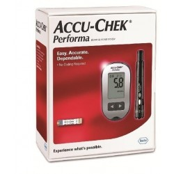 Blood glucose meter  (Performa)