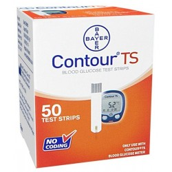 CONTOUR TS Test Strips 50 pcs