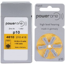Battery Compatible withHearing Aids (P10)