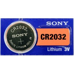 BATTERY SONY CR-2032