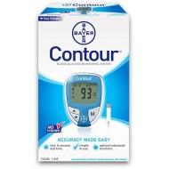 Blood glucose meter Contour