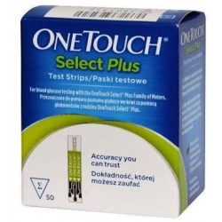 Test Strips For ( ONE TOUCH ) Glucose Meter