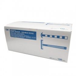 Razor double edge box/100 Pcs.