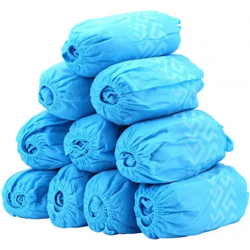 Non Skid Shoe Covers 100 Pcs/Pack.