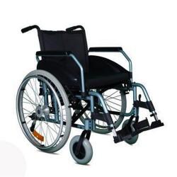 "DAYS Wheel Chair Alum 22"" B/W 14366"