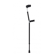 Comfortable Adjustable Elderly and Disabled Aluminum Elbow Crutches