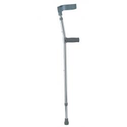 Comfortable Aluminum Elbow Crutches Adjustable, Large FS933