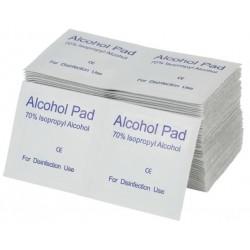 Alcohol Swabs Medium Size Qty:200Pcs/Pkt