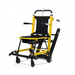 Electric Economic Hospital Al-Alloy Frame Patient Folding Stair Lift Chair