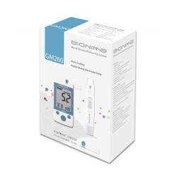 Blood glucose meter device (Bionime)